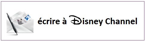 Contacter Disney Channel