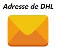 Coordonnées de DHL