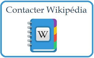 Contacter Wikipédia