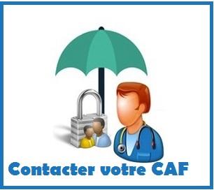 adresse de la Caf
