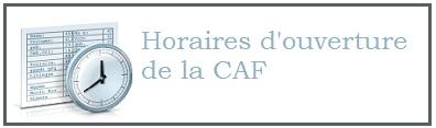 Contacter la CAF