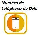 Téléphoner à DHL