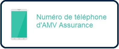 Numéro de téléphone d'AMV Assurance