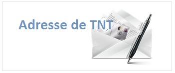 Coordonnées de TNT