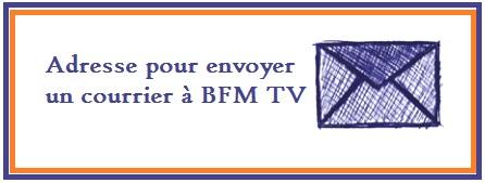 Contacter BFM TV