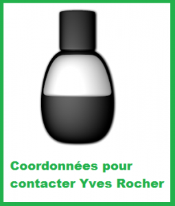 contactez Yves Rocher