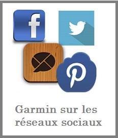 contacter Garmin sur internet