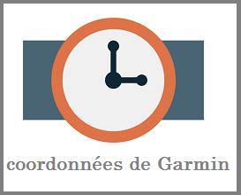 téléphone, adresses, emails de Garmin