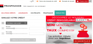 franfinance sur internet