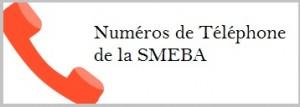 téléphoner à la SMEBA