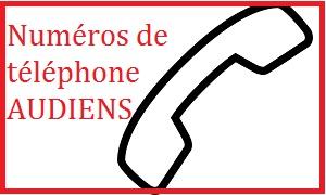 Téléphoner à Audiens