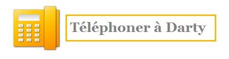 Numéro de téléphone de Darty