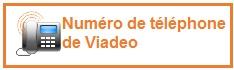Numéro de téléphone de Viadeo