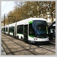 Tram et bus pour se rendre au Zénith de Nantes