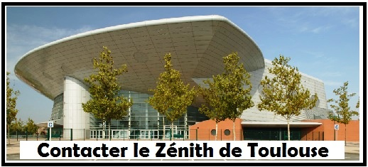 Zenith toulouse contact adresse t l phone plan fax for Interieur zenith toulouse
