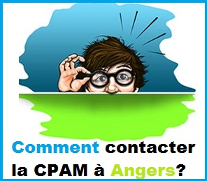 angers CPAM