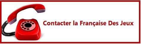 Contact tél, web, adresse de la FDJ