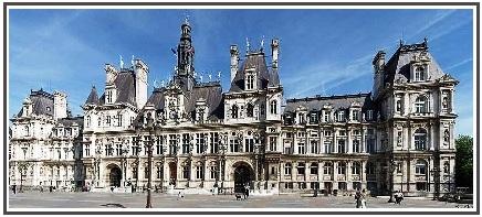 Contact mairie de Paris