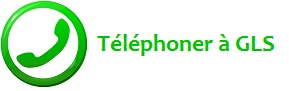 Contact téléphone GLS