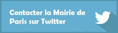 Contacter la mairie de Paris sur Twitter