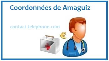 Téléphone, Mail, adresse Amaguiz
