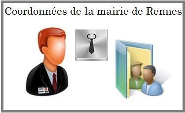 Contact mairie de Rennes