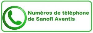 Téléphoner à Sanofi Aventis