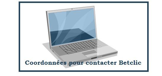 téléphone, adresse, email Betclic