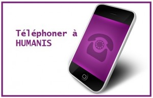contact tel humanis