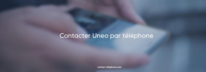 Contacter Uneo