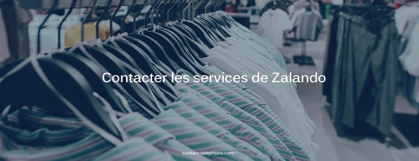Contacter Zalando