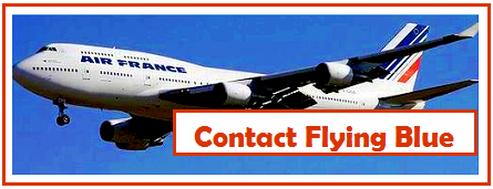 Contact Flying Blue