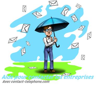 contacter les services client