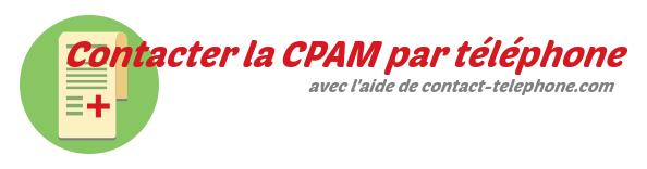 numero telephone CPAM