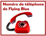 contact téléphone Flying Blue