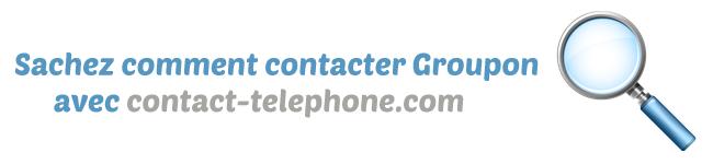 Contact Groupon