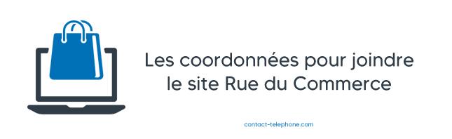 Contacter Rueducommerce
