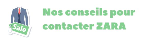 contacter zara inditex