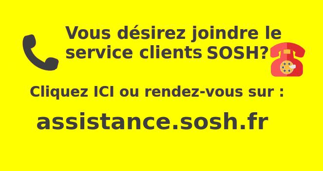 service client sosh