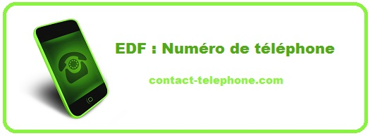 edf contact t l phone adresse postale web urgence. Black Bedroom Furniture Sets. Home Design Ideas