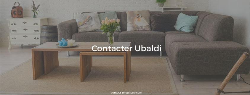 Contacter Ubaldi