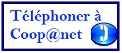 Coop@net numéro de téléphone