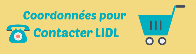 Contact Lidl