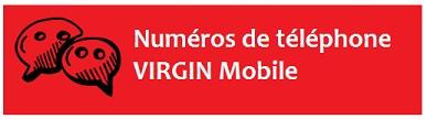 Contacter Virgin Mobile par téléphone