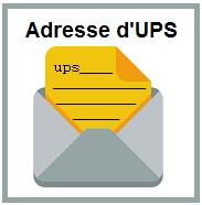 Contacter UPS