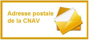 Envoyer un courrier à la CNAV