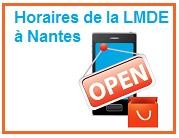 Contacter la LMDE