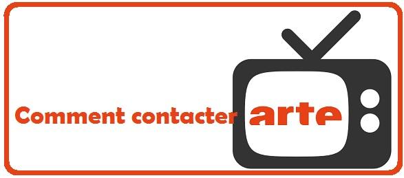 Contacter ARTE