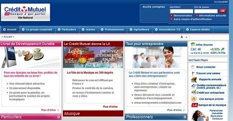 Contact internet CMUT du Crédit Mutuel