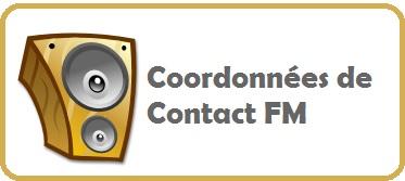 Coordonnées de contact FM